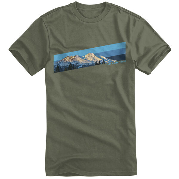 Points North Men's AS Inspire Short-Sleeve Tee