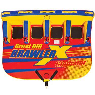 Gladiator Great Big Brawler X 4-Person Towable Tube