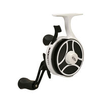 13 Fishing Black Betty Freefall Ghost Ice Fishing Reel