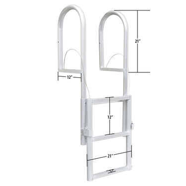 Dockmate Standard 7-Step Dock Lift Ladder