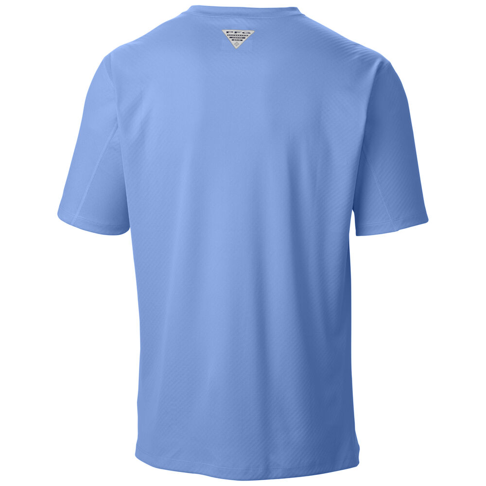 87ec6fc9865 Columbia Men's PFG ZERO Rules Short-Sleeve Shirt | Overton's