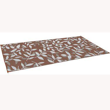 Reversible Leaf Design Patio Mat, 8' x 16'