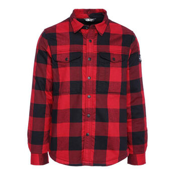 The North Face Men's Campground Sherpa Shirt Jacket