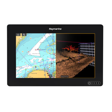 Raymarine Axiom 9 Touchscreen Multifunction Display with RealVision 3D Sonar