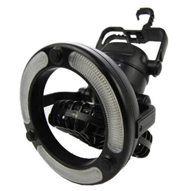 Clam Fan/Light Combo, Large