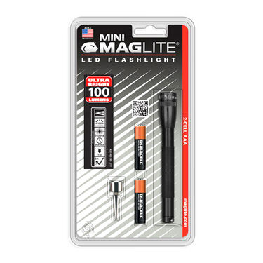 MAGLITE Mini MAGLITE 2AAA LED Flashlight