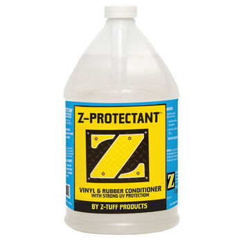 Z-Tuff Z-Protectant For Rubber And Vinyl, Gallon
