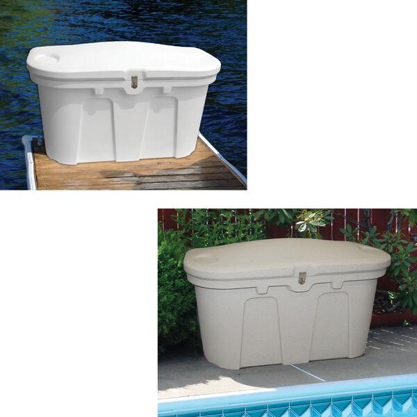 """Stow 'N Go Dock & Patio Storage Box, (43""""L x 21""""W x 26""""H)"""