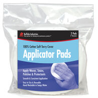 Buffalo Terry Cloth Wax Applicator Pads, 2-Pack