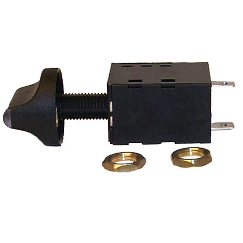 Sierra Rotary Switch Off/On SPST, Sierra Part #MP78710 image number 1