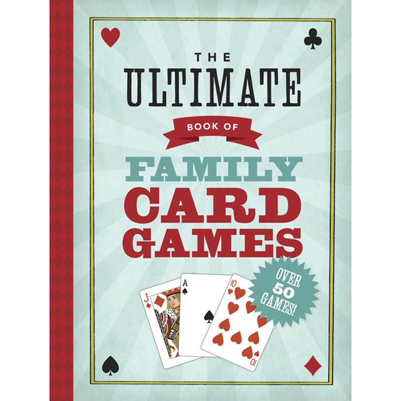 The Ultimate Book of Family Card Games image number 1