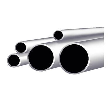 "Taco B-Lite Aluminum Round Tubing, 6'L x 7/8""W"