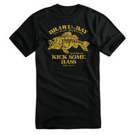 Fin Fighter Men's Brawl Short-Sleeve Tee