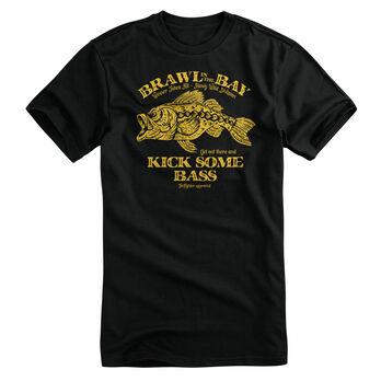 Fin Fighter Men's Brawl Short-Sleeve Tee