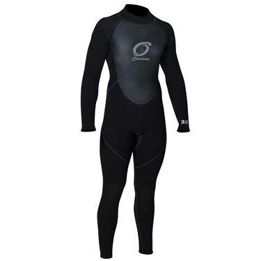 Overton's Men's Pro ComfoStretch Full Wetsuit