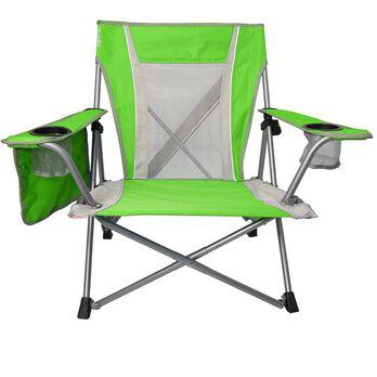 Kijaro Dual Lock Wave Chair, Green
