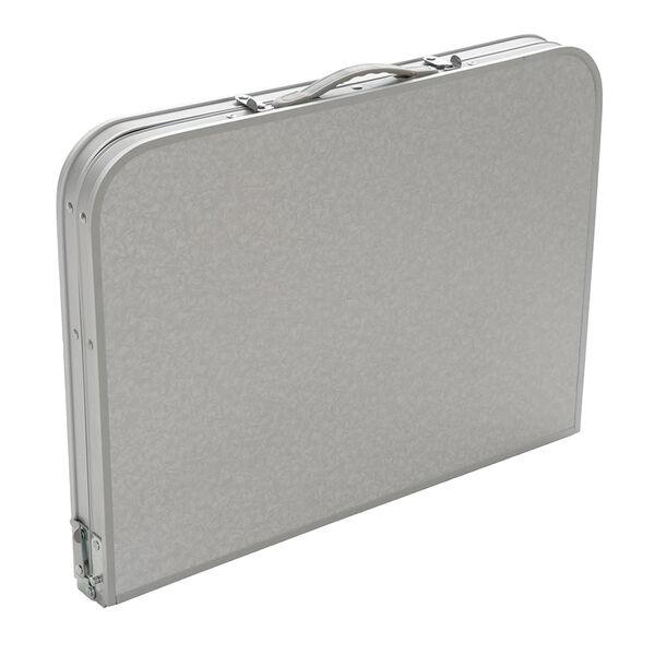 3' Fold N Half Aluminum Table