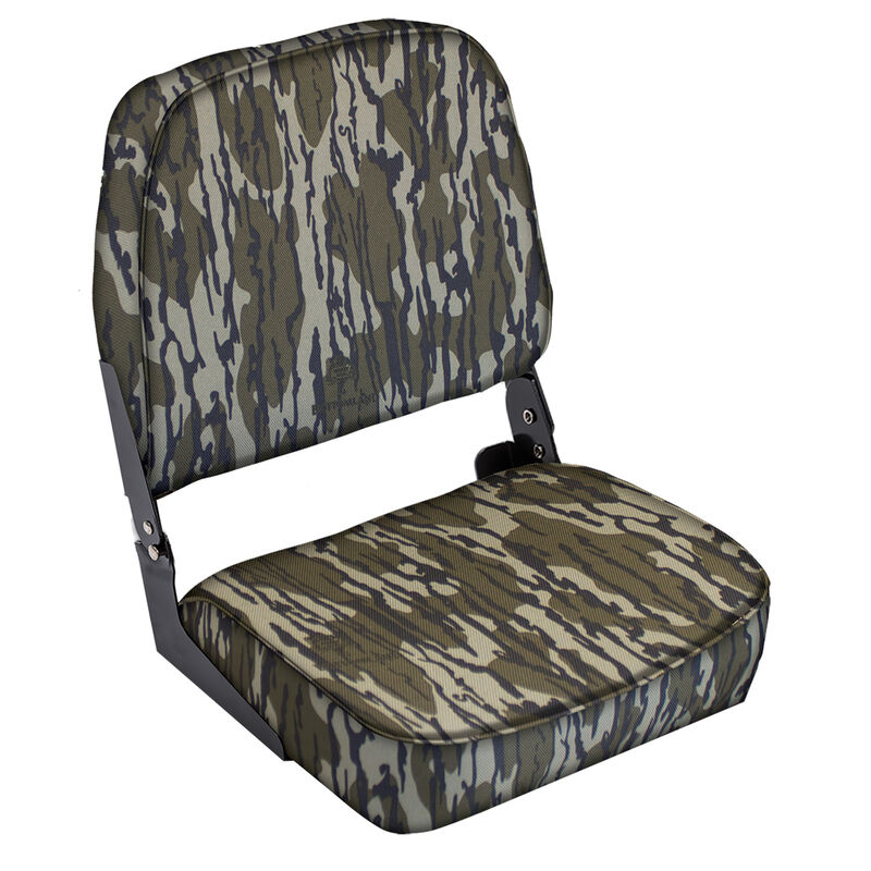 Wise Low-Back Camo Fishing Chair image number 2
