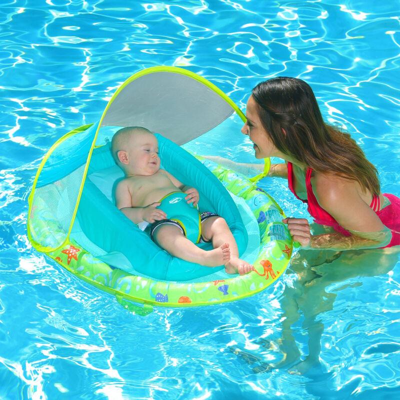 Swimways Infant Baby Spring Float image number 2