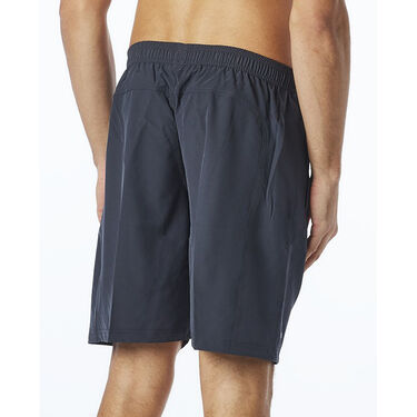 TYR Men's Solid Lake Front Land To Water Short