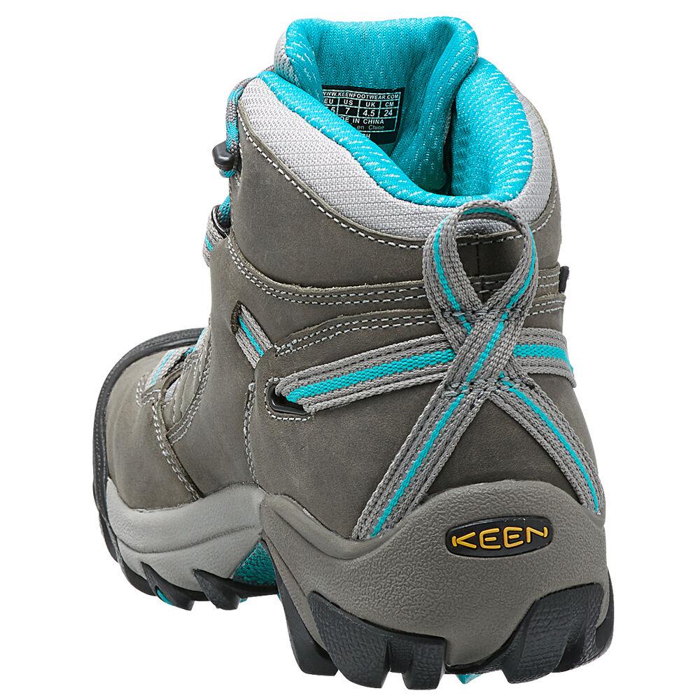 f92ef98a819 KEEN Utility Women's Detroit Mid Steel Toe Boot