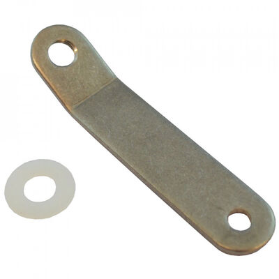 """Magma Lever with Nylon Washer for 7/8"""" & 1"""" Round Rail Mounts"""