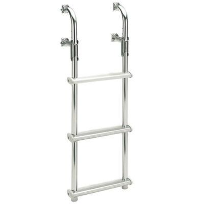 Dockmate Folding Transom Ladder, 3-Step
