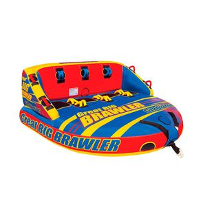 Gladiator Great Big Brawler 4-Person Towable Tube
