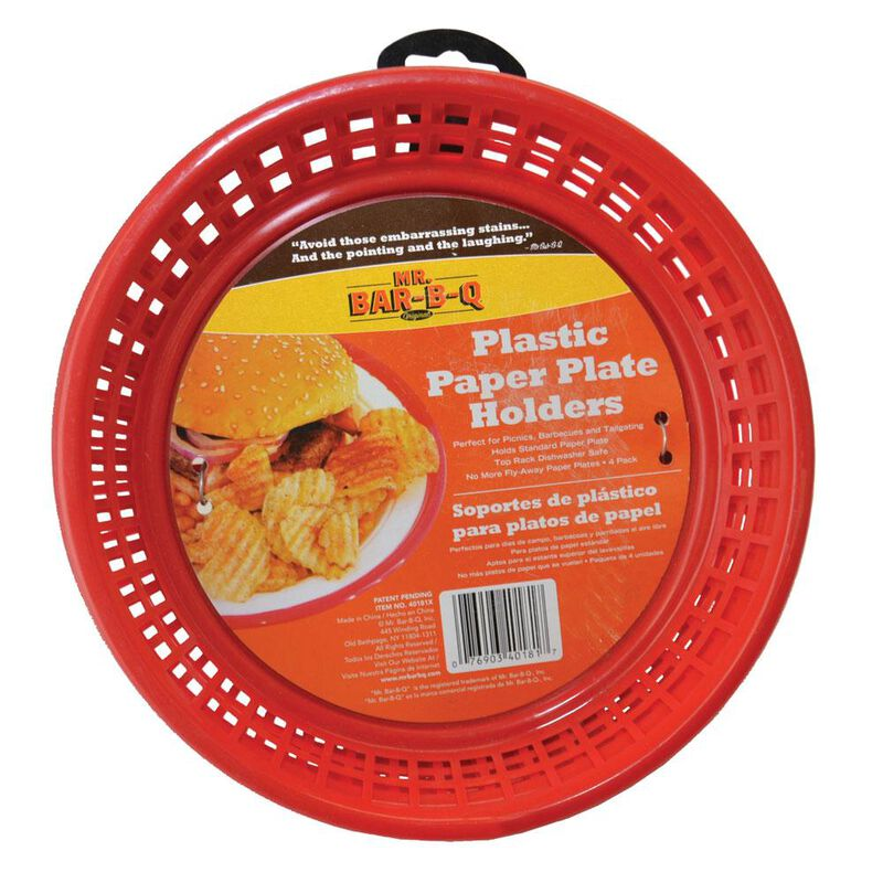 Paper Plate Holders, 4-Pack image number 4