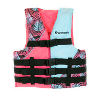 Overton's Tropic Women's Life Vest - Pink - 2X/3X