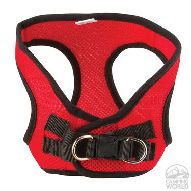 Small Red Harness