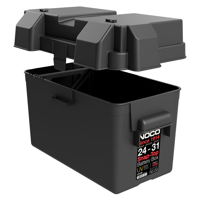 NOCO Group 24 - Group 31 Snap-Top Battery Box image number 3