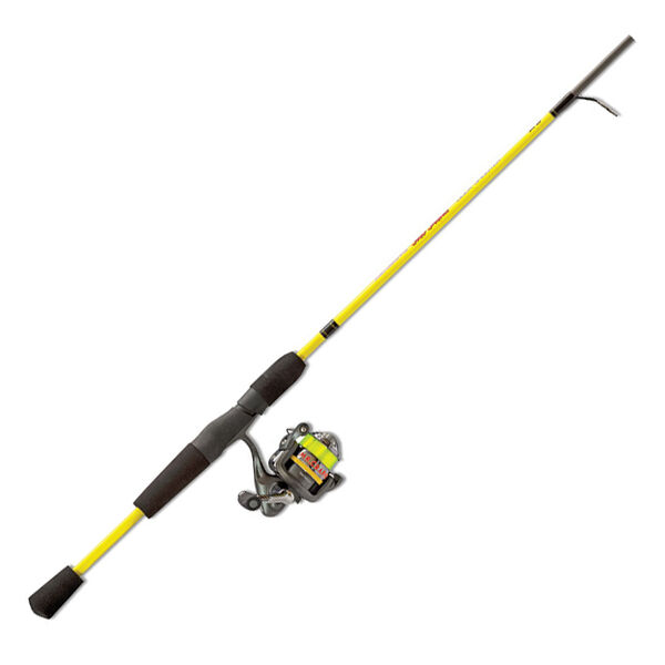 Mr. Crappie Slab Shaker Spinning Combo