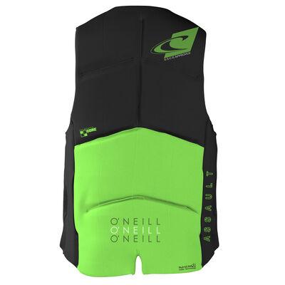 O'Neill Men's Assault Life Jacket - Lime - S