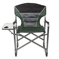 XL Directors Chair with Foldable Side Table
