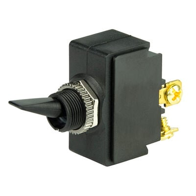 BEP SPST Toggle Switch, Off/On