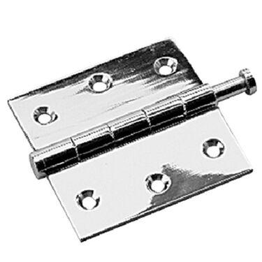 "Sea-Dog Removable Pin Butt Hinge, 2"""
