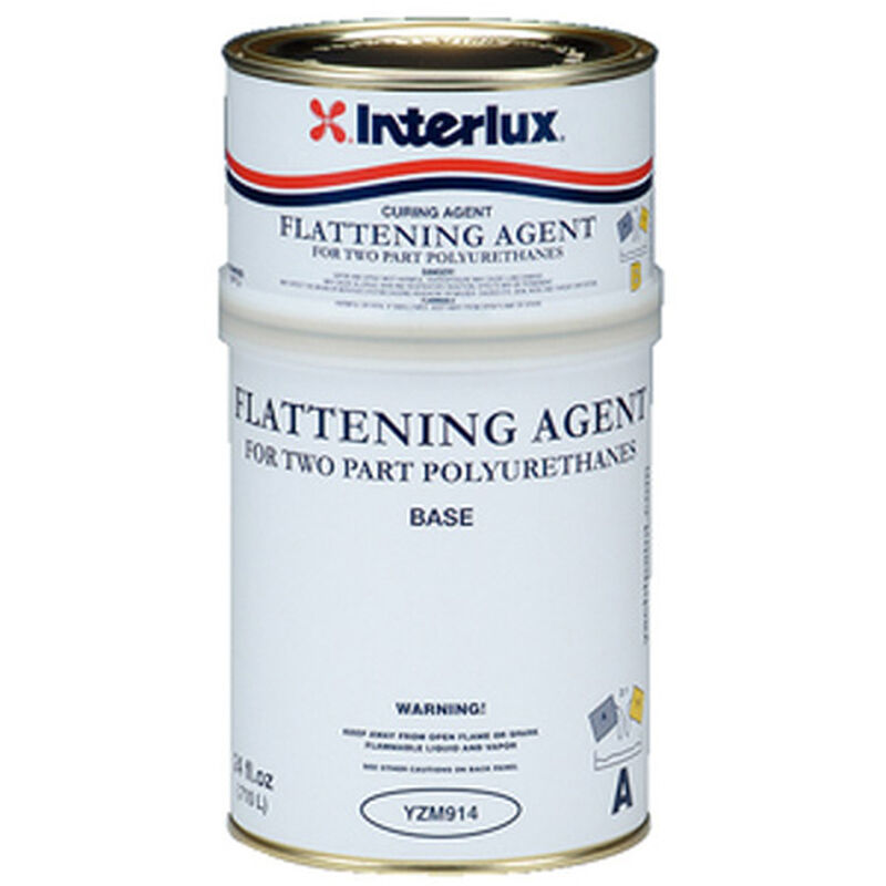 Interlux Flattening Agent For Two-Part Finishes, Quart image number 1