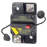 Blue Sea Systems 285 Series Circuit Breaker, Surface Mount, 120 Amp