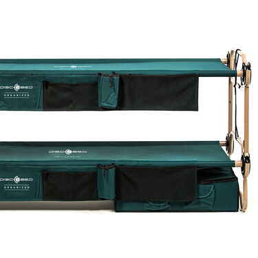 Disc-O-Bed, Large with Organizers