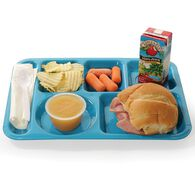 Cafeteria Tray, Blue