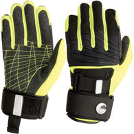 Connelly Claw Waterski Glove - Black/Yellow - S