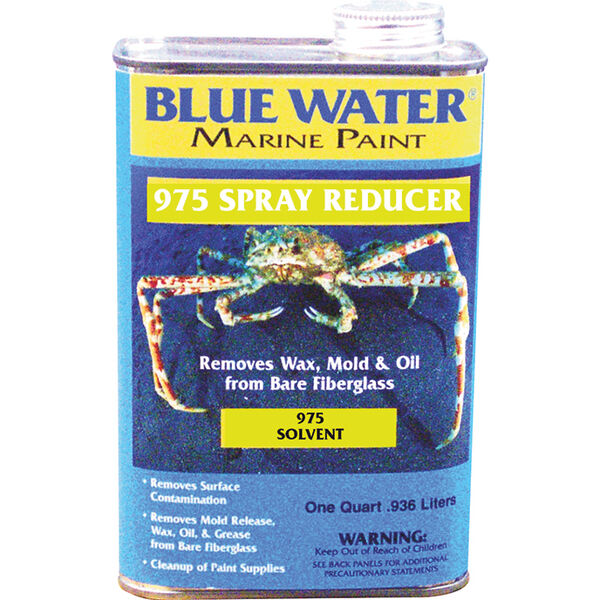 Blue Water Thinner 975, Gallon