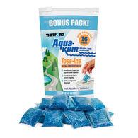 Thetford Aqua-Kem® Toss-Ins Holding Tank Deodorant, 16-pack, Fresh Scent