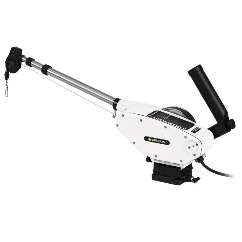 Cannon MAG 10 STX-TS Electric Downrigger image number 1