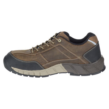 CAT Men's Streamline Leather Composite Toe Work Boot
