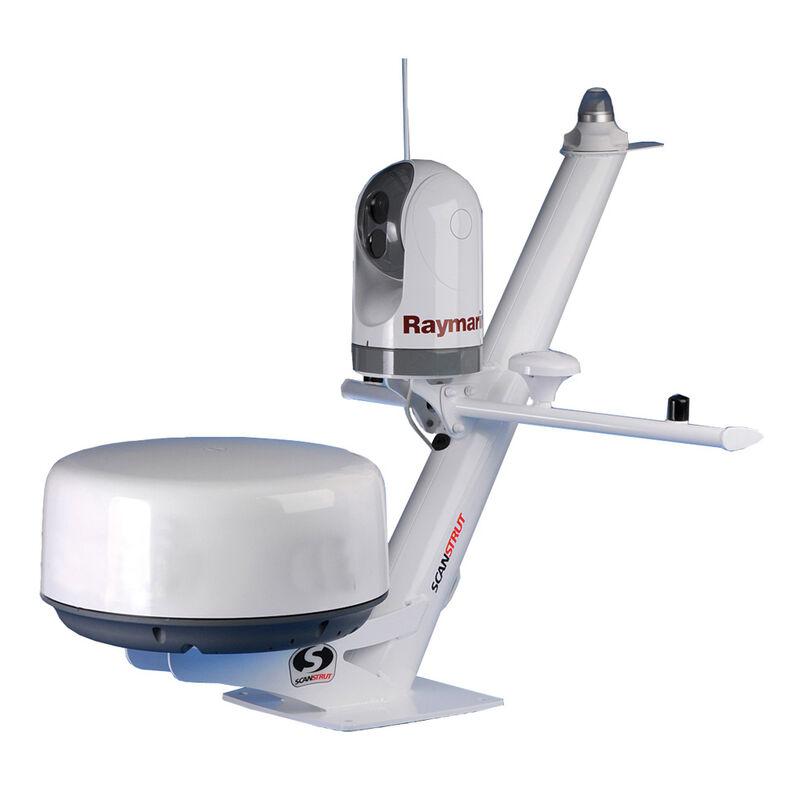 Scanstrut Tapered Radar Mast for Radomes, Lights, Cameras, & GPS/VHF Antennas image number 1