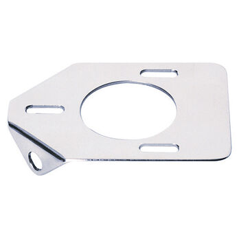 Backing Plate for Lee's 30° Swivel-Based Fishing Rod Holder