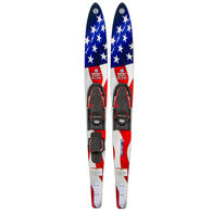 O'Brien Celebrity Combo Skis with X-7 Bindings