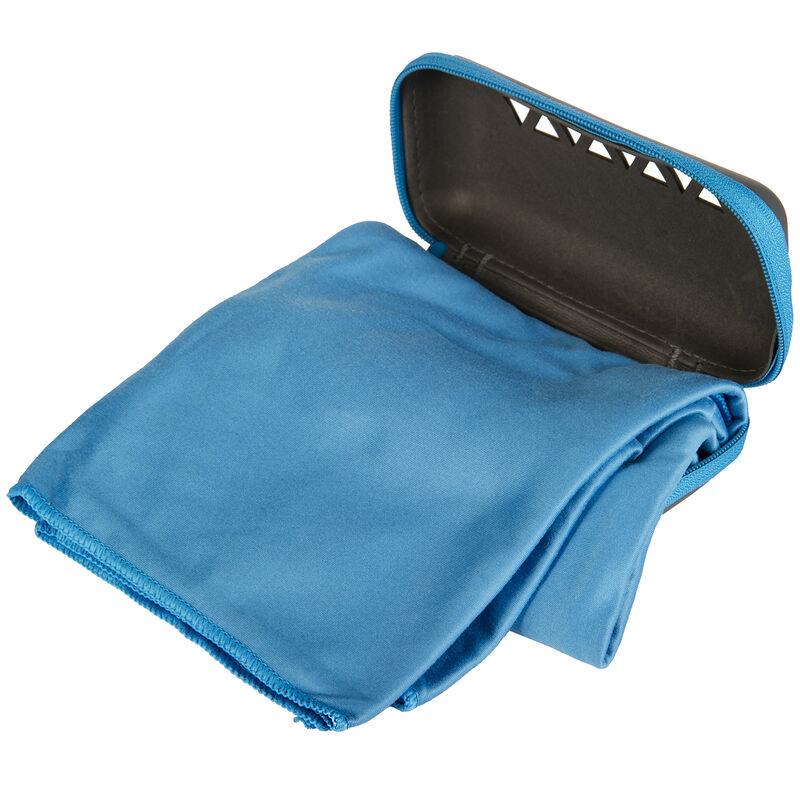 Rock Creek Blue Microfiber Camp Towel, Large image number 1